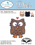 Metal Cutting Die - Poppy the Owl