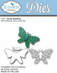 Metal Cutting Die - Small Butterfly