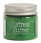 Mowed Lawn Distress Glitter