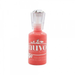 Nuvo Crystal Drops - Blushing Red