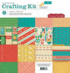 Paper Crafting Kit Jacks World