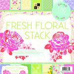 Paper Stack Fresh Floral