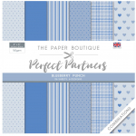 Perfect Partners Blueberry Punch 8x8 Paper Pad