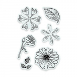 Perfect Petunia Stamp Set