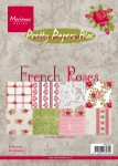 Pretty Paper Bloc - French Roses