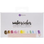 Prima Confections Watercolor Pans - Pastel Dreams