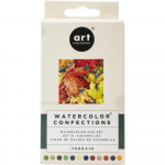 Prima Confections Watercolor Pans - Terrain