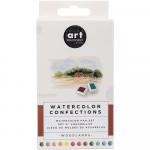 Prima Confections Watercolor Pans - Woodlands