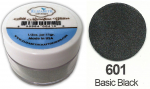 Silk Microfine Glitter - Basic Black