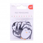 Simply Creative Basics Felt Penguins