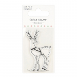 Simply Creative Clear Stamps - Deer