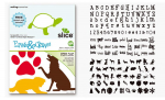 Slice MS+ Designcard - Paws and Claws