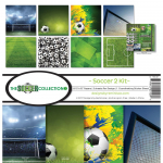 Soccer 2 12x12 Collection Kit