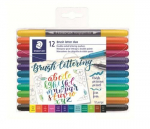 Staedtler Brush Letter Duo Brush Lettering Pen Set