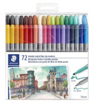 Staedtler Handwriting Pen Double Point Set (72)