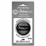 Stamperia Patina Gel Water Based - Anthracite