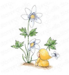 Stamping Bella Cling Stamps - Bundle Girl With A Wood Anemone