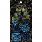 Staples Rose Bouquet Collection - Bon Voyage and French Blue
