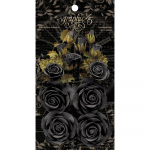 Staples Rose Bouquet Collection - Photogenic Black