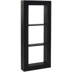 Staples Window Shadow Box - Black