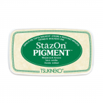 StazOn Pigment Ink Pad - Shamrock Green