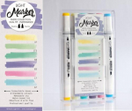 Studio Light Water Based Dual Tip Marker - Pastel