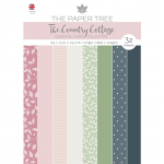 The Country Cottage A4 Essential Card Paper Pad