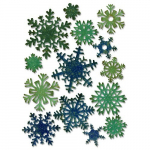 Thinlits Die - Paper snowflakes mini