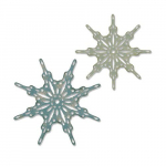 Thinlits Die Set - Fanciful Snowflakes