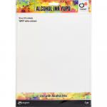 Tim Holtz Alcohol Ink White Yupo Paper
