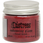 Tim Holtz Distress Embossing Glaze - Fired Brick
