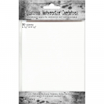 Tim Holtz Distress Watercolor Cardstock (4,25x5,5inch)