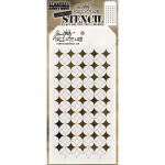 Tim Holtz Layered Stencil - Shifter Burst