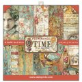 Time is an Illusion 12x12 Inch Paper Pack