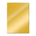 Tonic Mirror Card Satin - Gold Pearl