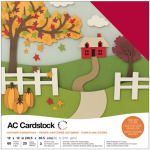 Variety Cardstock Pack - Autumn