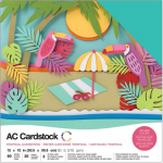 Variety Cardstock Pack - Tropical