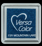 VersaColor Stempelkissen Cubes Mountain Lake