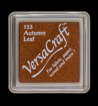 VersaCraft Mini Stempelkissen - Autumn Leaf