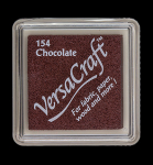 VersaCraft Mini Stempelkissen - Chocolate