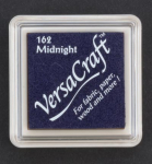 VersaCraft Mini Stempelkissen - Midnight