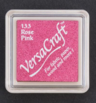 VersaCraft Mini Stempelkissen - Rose Pink