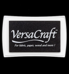 VersaCraft Stempelkissen - real black