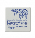 VersaFine Small Stempelkissen - Majestic Blue