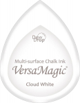 VersaMagic Dew Drop Stempelkissen - Cloud White