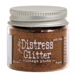 Vintage Photo Distress Glitter