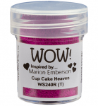 WOW Embossing Glitter - Cup Cake Heaven