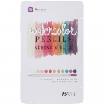 Watercolor Pencil Set - Spring  Fall