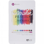 Watercolor Pencil Set - The Basics