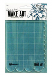 Wendy Vecchi Make Art Perfect Stamp Block